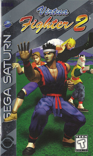 Virtua Fighter 2 (USA)