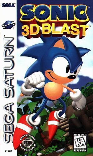 Sonic 3D Blast (USA)